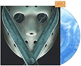 Friday The 13th Part V: A New Beginning (Exclusive Limited Edition 2XLP Blue w/ White Swirl Vinyl)