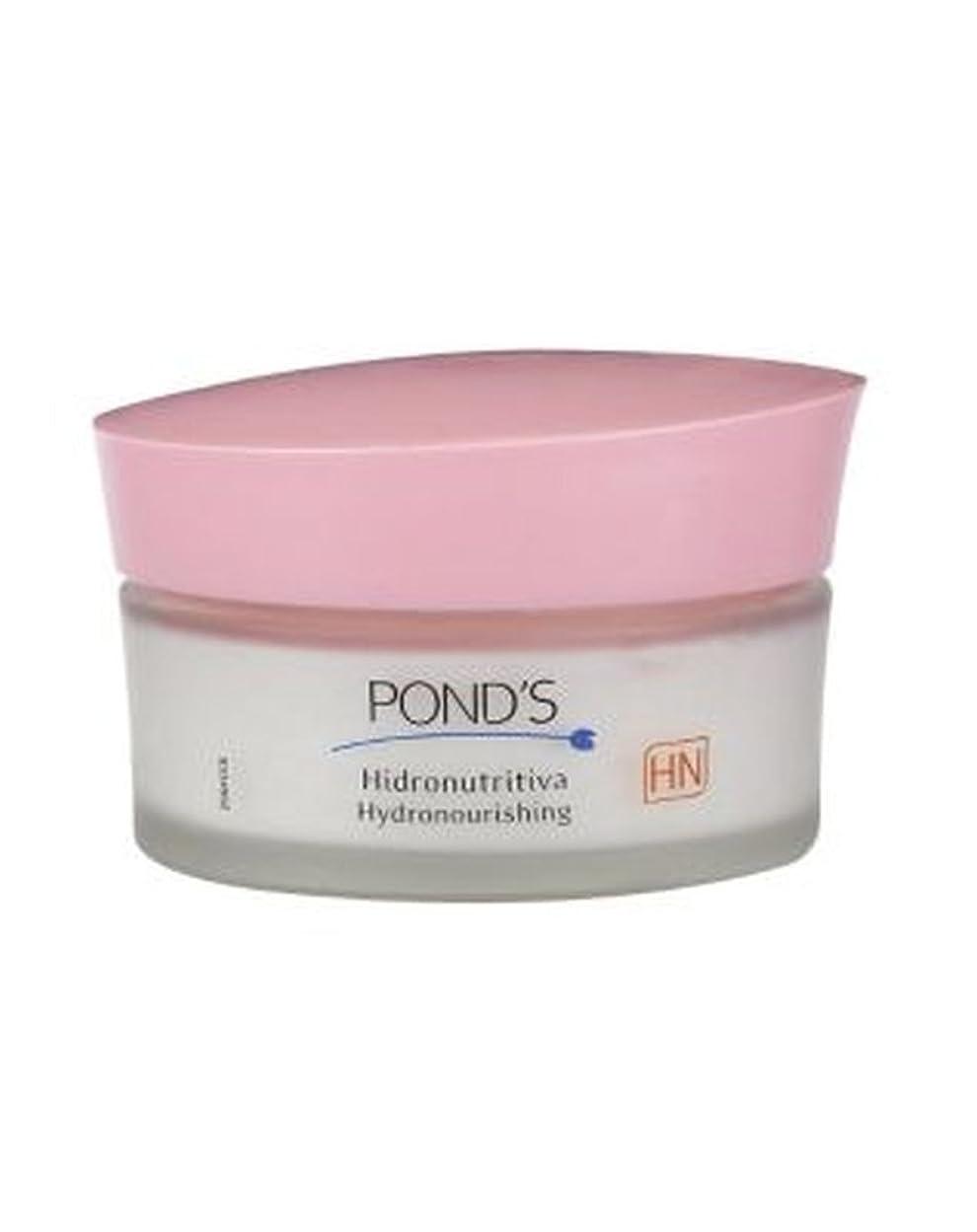 成人期届けるはねかけるPonds Nourishing Anti-wrinkle Cream 50ml - アンチリンクルクリーム50ミリリットル栄養池 (Ponds) [並行輸入品]