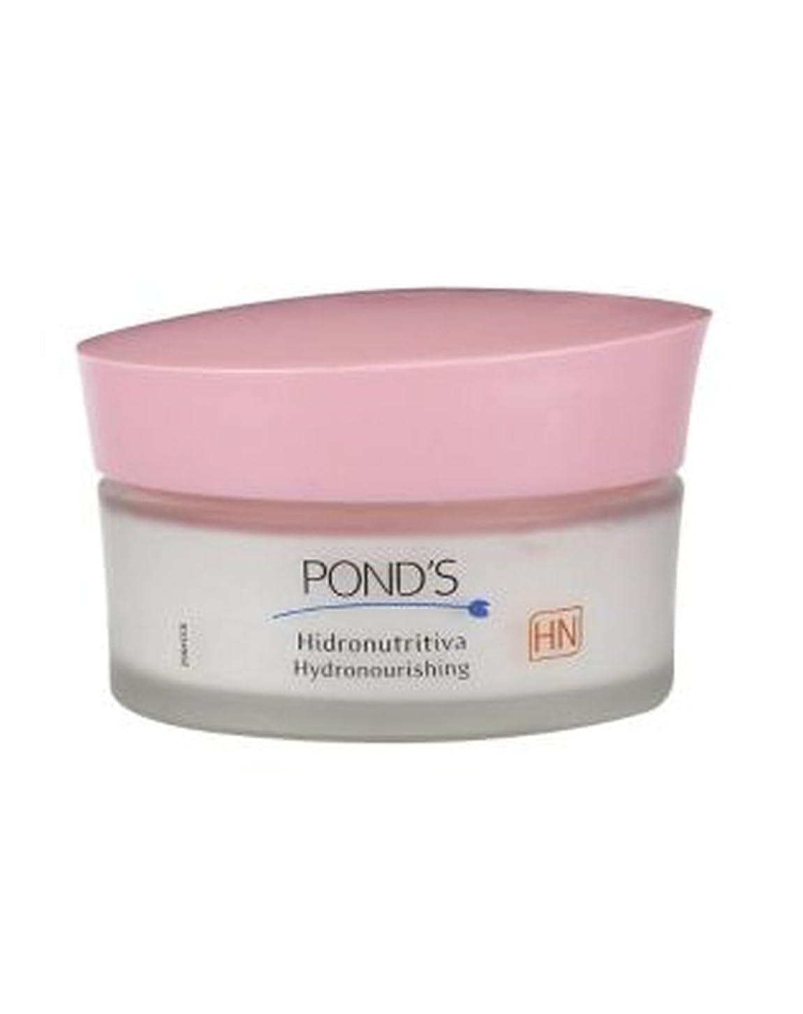 エッセイ以上回路Ponds Nourishing Anti-wrinkle Cream 50ml - アンチリンクルクリーム50ミリリットル栄養池 (Ponds) [並行輸入品]