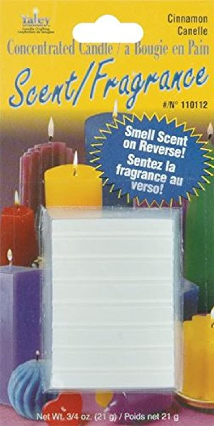 Yaley Concentrated Candle Scent Block, 0.75-Ounce, Cinnamon