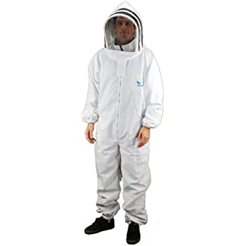 Professional-grade Bee suits, Beekeeper suits, Beekeeping Suits - Eco-Keeper (Large)