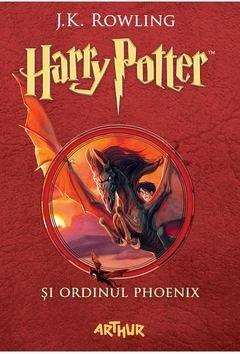 Harry Potter și Ordinul Phoenix (vol. 5)