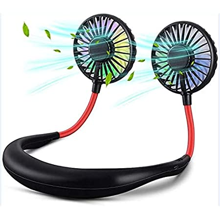 Neckband Sports Fan Neck Hanging Headphone Design for Office Outdoor Travel