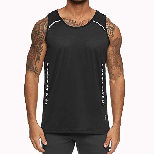 Hong Yi Fei-Shop Tanques de Baloncesto Reversibles para Hombres, Camisetas del Equipo de Baloncesto, Jersey de Baloncesto Blanco Negro para Hombres (Color : Black/White, Size : Medium Size)