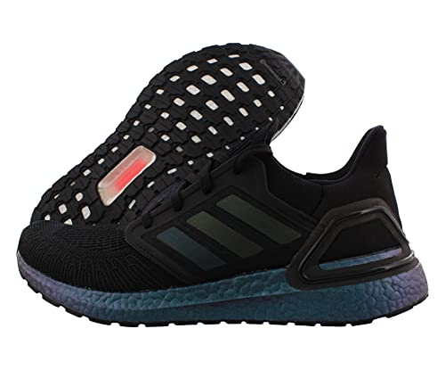 adidas Ultraboost 20 Core Black/Core Black/Signal Cyan 11 D (M)