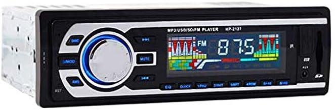Toogoo Der Neue 24 V Auto Radio Fm Radio Mp3 Audio Player Unterstützt Bluetooth Telefone Mit Usb Sd Mmc Anschluss Auto Elektronik Sprint 1 Din Auto