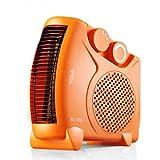 Radiador Eléctrico Calefactor eléctrico Calentador de espacio, 2000W...