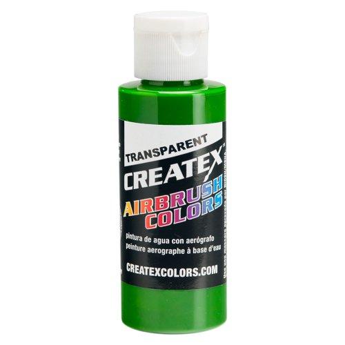 CREATEX CRT5116 Peinture 60 ml Lasure Vert Tropique