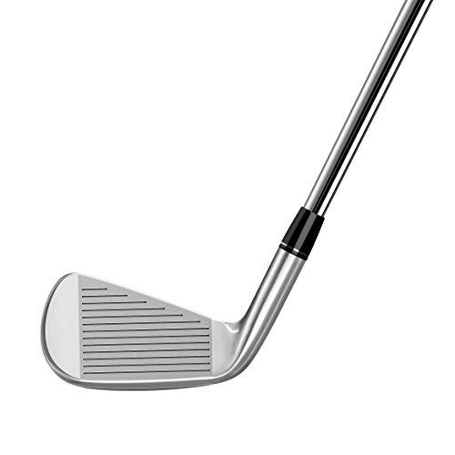 TaylorMade Golf P790 Men's Iron Set (Set of 8 total clubs: Graphite Senior Flex 3-PW Iron Set, Right Hand)