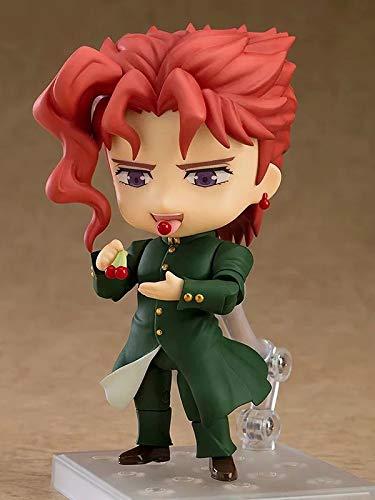 YUY Modelo de Personaje de Anime Noriaki Kakyouin, La Extraña Aventura de Jojo, Adornos de Figuras Coleccionables de Juguete Versión Q