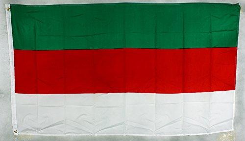 Flagge Fahne ca. 90x150 cm : Helgoland helgoländer Helgolandflagge