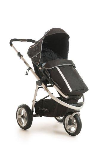 Titanium Baby 00006670.75 - kinderwagen Viper, zwart