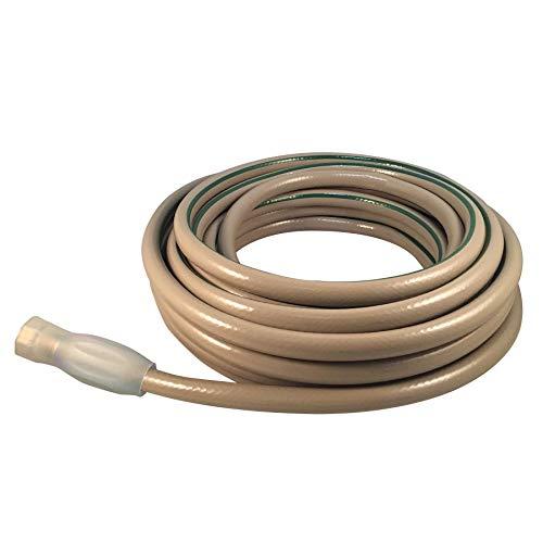 Flexon FAW5825 Medium Duty Garden Hose, 25ft, Brown