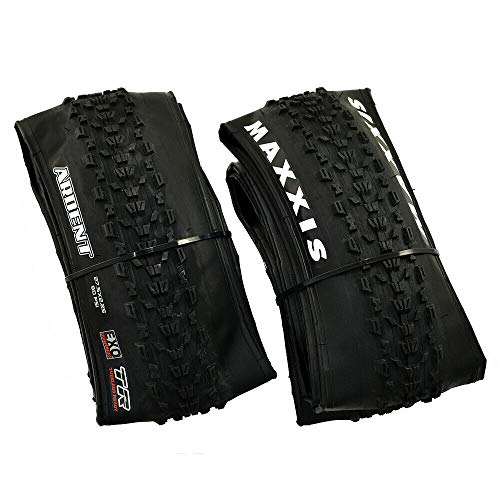 Maxxis ARDENT M315RU MTB Folding Tire TR EXO 27.5x2.25 Inches Tire, Black, 2 Tire, MX2102