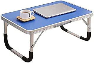 High quality Tables 72x49x31cm Portable Folding Computer Furniture PC Laptop Bed Tray Desk Home Office (Color : 3)