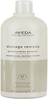 AVEDA Damage Remedy Restructuring Shampoo per Capelli Danneggiati, 1000 ml
