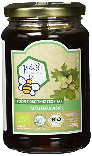 Organic Honey Fasilis Bio Eichenhonig im Glas, 450 g