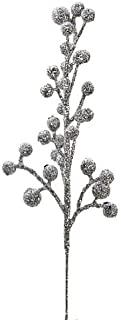 Best silver christmas tree picks Reviews