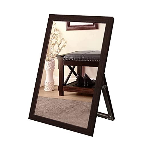 Desktop Spiegel, Vloer Spiegelschoenen, Vrijstaande Spiegel Voor Badkamer Aanrecht, Kaptafel-klassieke Gezichtspiegel…