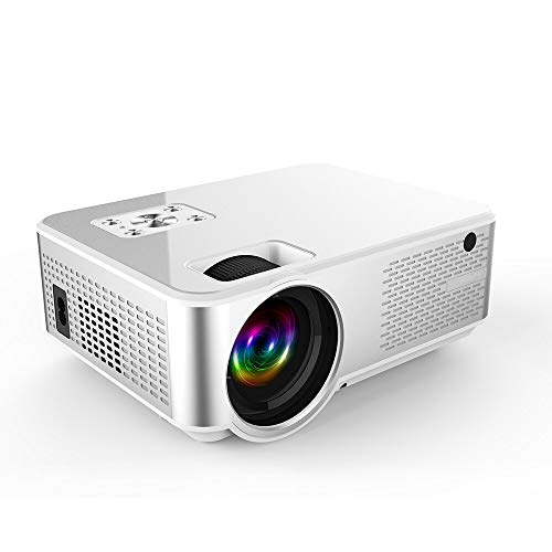 Android Projector 1280720P Support 4K 3D Videos HDMI Home Cinema Movie Video Projector 720P WiFi Bluetooth Projector -  N\C