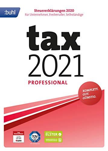 Buhl Data Service GmbH tax 2021 Professional (für Steuerjahr 2020   PC Aktivierungscode per Email)