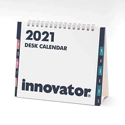 デザインフィルイノベーター2021年カレンダー卓上M30244006