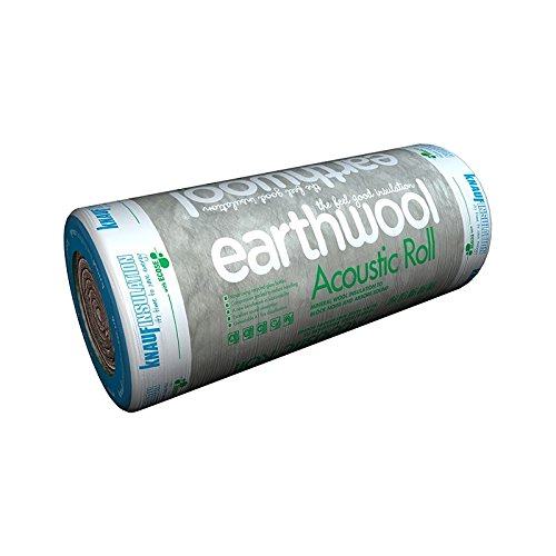 Knauf Earthwool Acoustic Insulation Roll | 50 mm (15.6m2 per Pack)