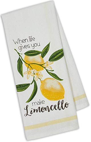 Top 10 Best Selling List for lemoncello kitchen towels/italy
