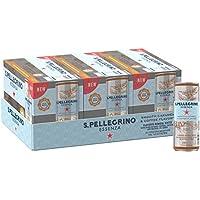 24-Count S.Pellegrino Essenza Sweet Caramel & Coffee Flavors