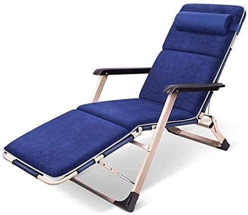 OESFL Sun Lounger Patio Reclining Chairs Garden Rocking Chair for Adults with Zero Gravity Sunbed for Outdoor for Heavy People, for Outdoor Patio Porch Porch Folding Rocking Door 178 67 30 cm Sun