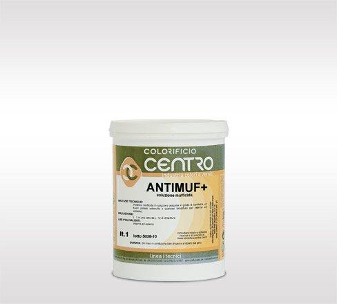 ANTIMUF+ Soluzione Mufficida - Colorificio Centro - Lt.1