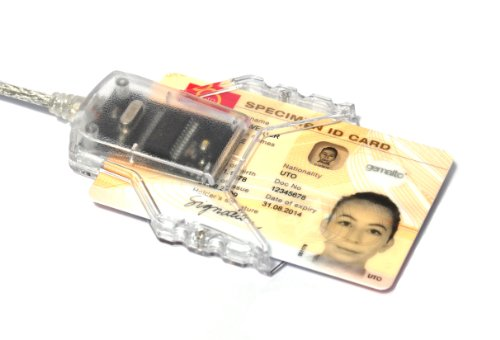 【国内正規品】GemaltoジェムアルトICカードリーダ・ライタIDBridgeCT30電子申告(e-Tax)対応マイナンバー・住基カード用PCUSB-TRHWP119316