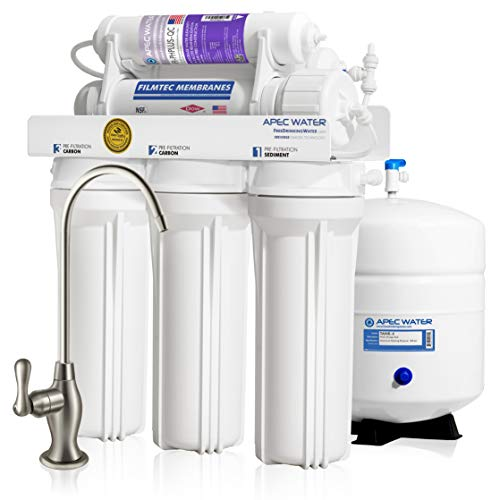 APEC Top Tier Supreme Reverse Osmosis Water Filter System review