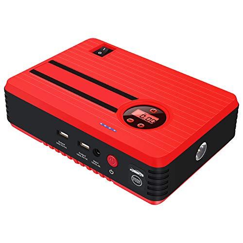 Lowest Price! MTSBW Car Jump Starter, Car Emergency Start Power Supply, 12V Emergency Power Starter,...