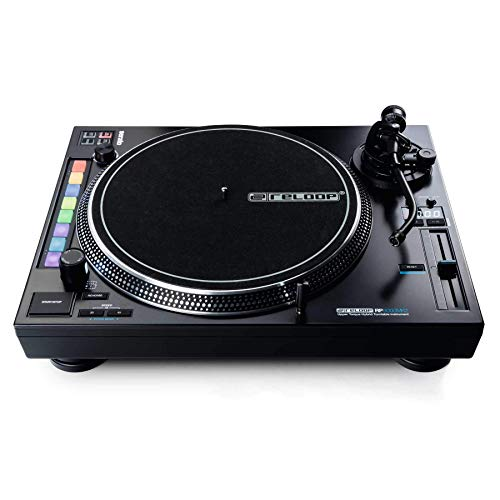 Best Prices! Reloop Upper Torque Hybrid Turntable Instrument (AMS-RP-8000-MK2) (Renewed)