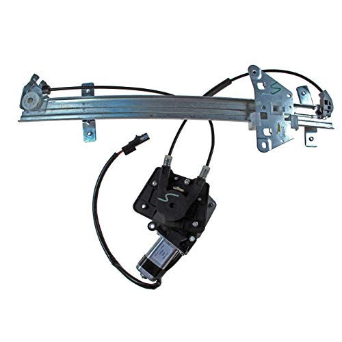 Premier Gear PG-WMR5210R Professional Grade New Window Regulator Front Right without Motor