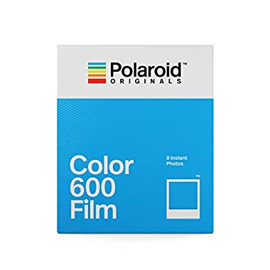 Polaroid Originals 4670 Color Film for 600, White