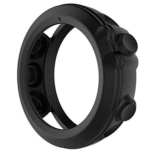 kdjsic Funda Protectora Piel para Garmin Fenix3 HR/Sapphire/Quatix 3 / Tactix Bravo