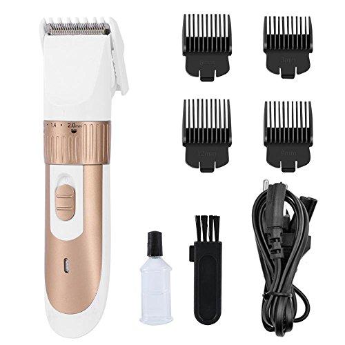 Tondeuse à cheveux professionnelle pour hommes Tondeuse à cheveux Tondeuse à cheveux Tondeuse de précision Tondeuse Homme pour piles rechargeables et rechargeables