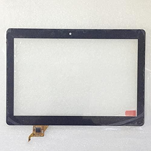 para Lenovo Miix 300-10BY Tablet PC Pantalla táctil Digitalizador de Pantalla táctil Sensor de Vidrio Reemplazo Panel de reparación (Color : Black)