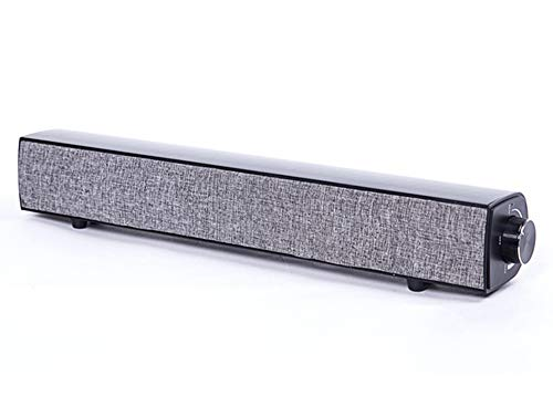 Sound Bars for TV, Soundbar Speaker with Built-inBuild-in 5.0 Bluetooth with Subwoofer 32Inch 3 Drivers ?Optical/Aux/RCA Connection, Wall Mountable,