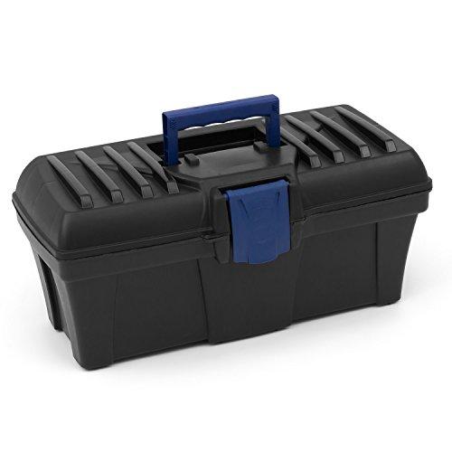 cassetta attrezzi 400 pezzi Prosper PLAST Cassetta degli attrezzi Service valigia