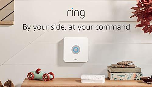 Sistema de seguridad para el hogar con alarma de timbre: seguridad para toda la vivienda con monitoreo profesional 24/7 opcional, sin compromisos a largo plazo, sin tarifas de cancelación
