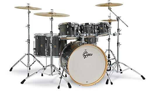 Gretsch Schlagzeug Set Black Stardust (CM1-E826P-BS)