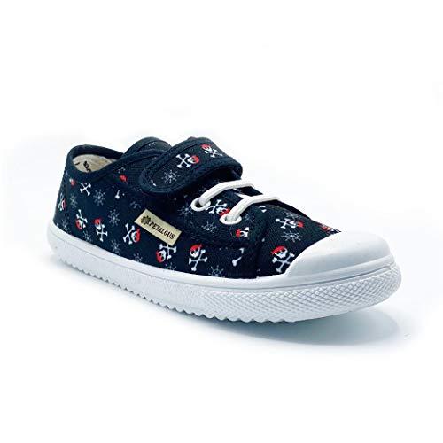 Zapatillas de Lona para niña y niño/Bambas Infantiles con aromaterapia antimosquitos/Calzado Infantil...