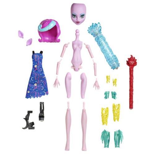 Monster High Mattel Crea c.Colore sogg.2 TV (7/2013) Y7726