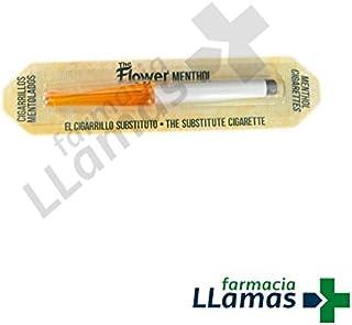 CIGARRILLO MENTOLADO FLOWER BIOMUR 1 UNIDAD
