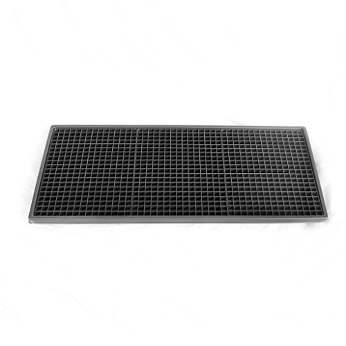 Humidi-Grow Humidity Tray for Bonsai, Orchids, Other Plants HT-103 H-2 1/4 x L-29 1/2 x W-13 1/2 Black