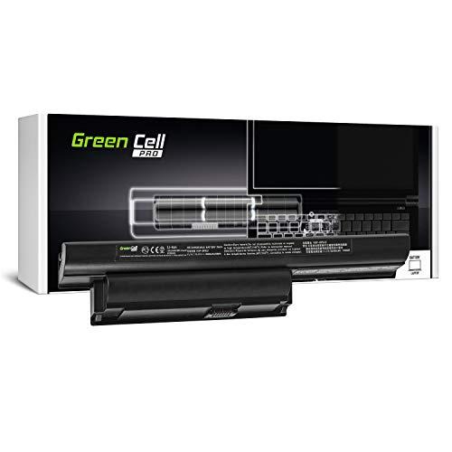Green Cell PRO Serie VGP-BPS22 VGP-BPS22A VGP-BPL22 Batería para Sony Vaio VPCEA VPCEB VPCEB1M1E VPCEB1S1E VPCEB2S1E VPCEB3M1E VPCEC Ordenador (Las Celdas Originales Samsung SDI, 5200mAh)