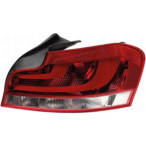 HELLA 2VP 010 756-191 achterlicht, 12 V, LED, met lamphouder, met gloeilampen rechts. wit/rood, donker